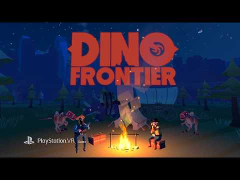 Dino Frontier Gameplay Trailer (Uber Entertainment) - PSVR