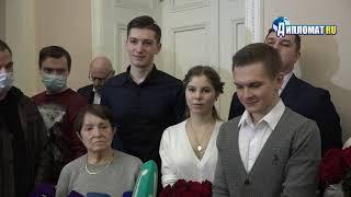 Александр Галлямов и Анастасия Мишина о самых ярких впечатлениях на чемпионате мира