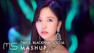 TWICE x BLACKPINK x LOONA – Feel Special /Don't Know What To Do /Butterfly MASHUP (feat. AIIYL)