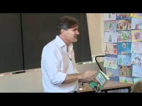 Author Talks  Richard Glover