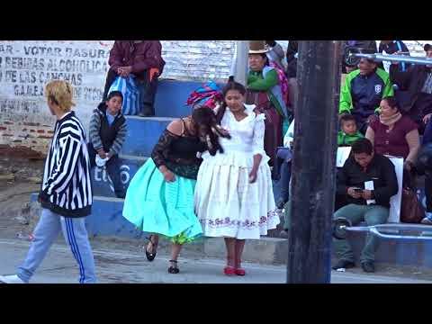 CUMBIA DE HOY - CHOLITAS WRESTLING - BOLIVIA LA PAZ (EL ALTO)