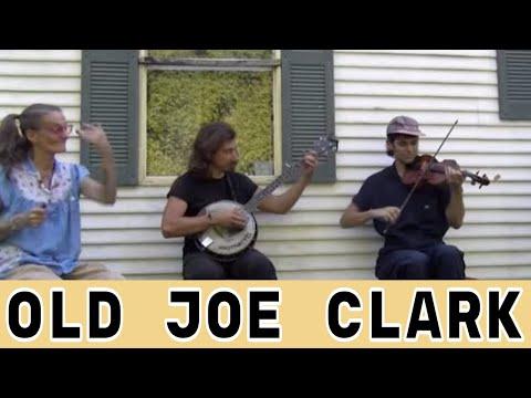 Old Joe Clark - Spoon Lady & The Tater Boys