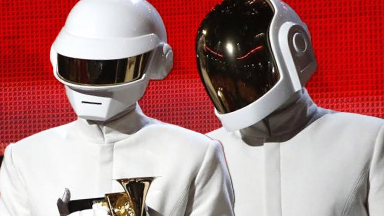 Grammys 2014 Top 5 Winners - Daft Punk and Pharrell - YouTube