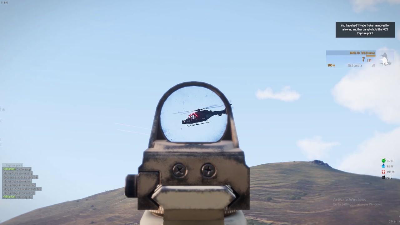 Arma 3 kill montage