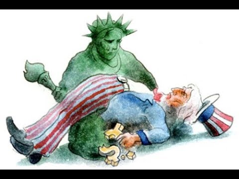 Political Tarot: If Lady Liberty And Uncle Sam Could Talk To The GOP