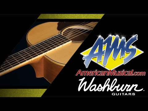 Washburn D135 Overview - American Musical Supply