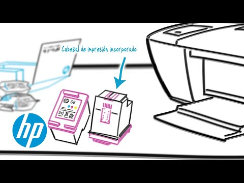 Sistemas de dos cartuchos de HP