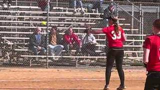 Spalding vs Howard Softball 4 7 2012