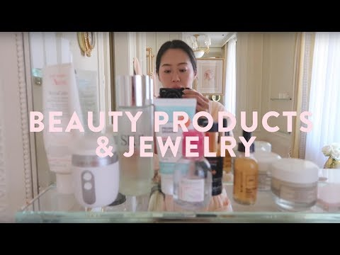 Beauty Products & Jewelry I Pack While Traveling  Aimee Song