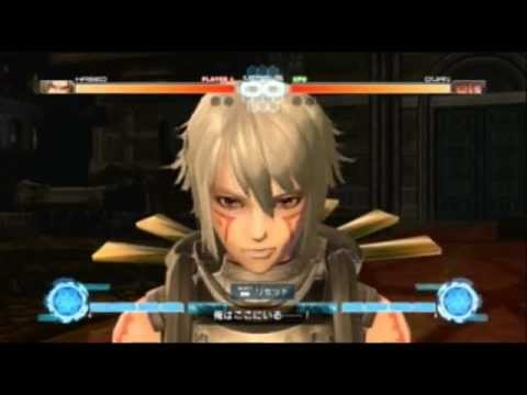 Hack//Versus Xth Form Haseo's Combos - YouTube