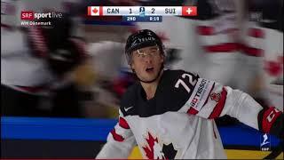 Schweiz vs. Kanada Eishockey WM Halbfinale 2018!!!!