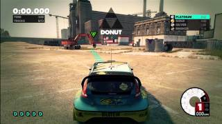 Repeat youtube video Dirt 3 - DC Challenges - Platinum Medals Guide
