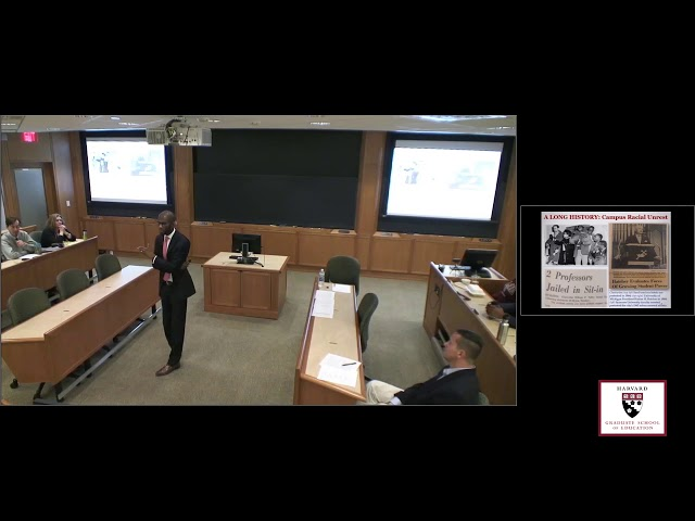 College Presidents and Racial Unrest: A Civil Rights History – Eddie R. Cole