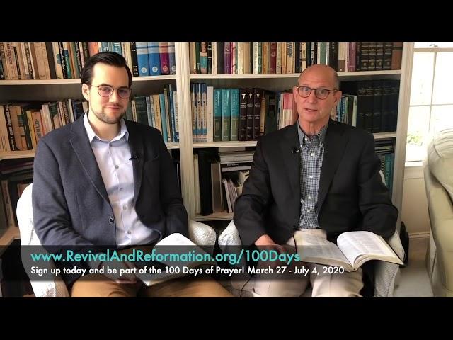 Ted Wilson vă invită la 100 de Zile de Rugăciune, 27 martie - 4 iulie 2020 [dublat în limba română]