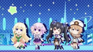 Neptune☆Sagashite - Hyperdimension Neptunia The Animation Extended Credits