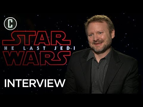 Rian Johnson Teases 3-Hour Cut of Star Wars: The Last Jedi
