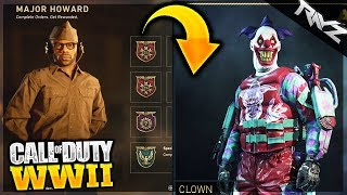 WE MIGHT GET CRAZY CAMOS, OUTFITS & MORE IN COD WWII SOON! (Call of Duty: World War II DLC Hints)
