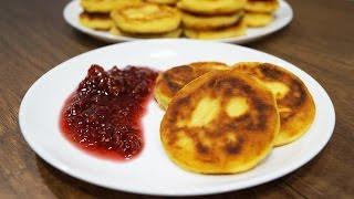 Сырники из творога - простой классический рецепт