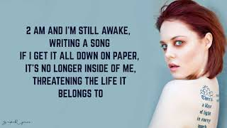 Anna Nalick - Breathe (2 AM)(Lyrics)
