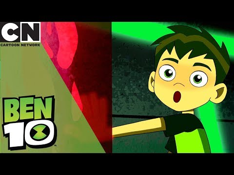 Ben 10 | Rapidly Switching Aliens Inside of the Omnitrix | Cartoon Network