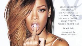 NEW Rihanna - Bitch Better Have My Money Lyrical Video 2015
