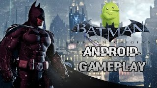 Android Gameplay : Batman Arkham Origin