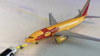 Geminijets 1:400 scale airport update 2017.