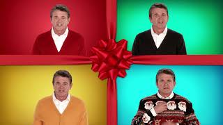 Deck The Halls with John Michael Higgins | America Says | Game Show Network