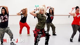 'Worth It' Fifth Harmony choreography by Jasmine Meakin (Mega Jam)