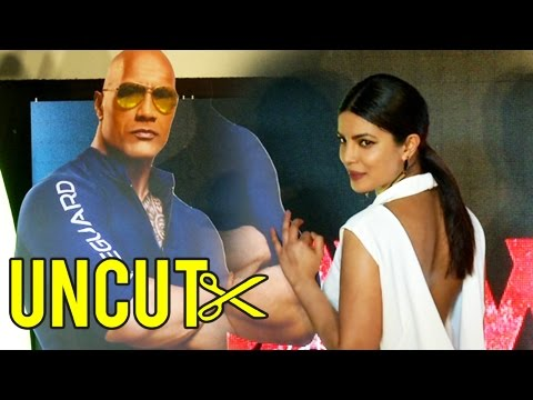 Priyanka Chopra Promotes Baywatch For First Time In India | FULL Press Conference UNCUT