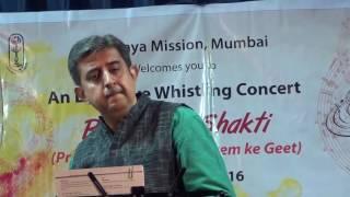 004 Man Ki Shakti Dena presented by Mr. Manoj Karam