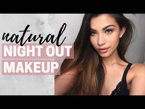 Natural Night Out Makeup Tutorial || Chaye Mogg