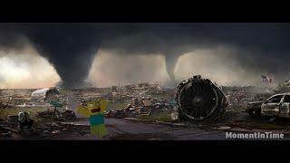 Sobreviver a um Pacman gigante e outros desastres mortais Roblox #1