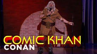 The Return Of Comic Khan  - CONAN on TBS