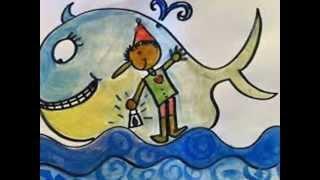 """Canzone """"Pinocchio e la balena"""""""