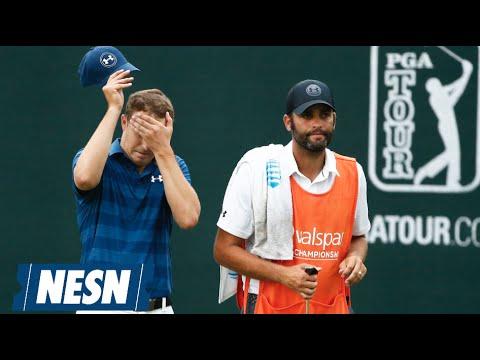 Jordan Spieth Blames Self, Caddy For Latest Loss