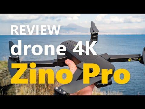 Recensione drone 4K Hubsan Zino Pro da 290€