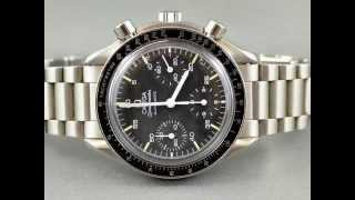 Omega Speedmaster Automatic Reduced - Did Archie get it wrong?