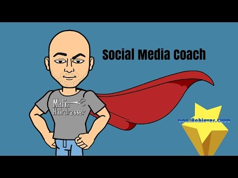 Mafia Hairdresser Social Media Coach