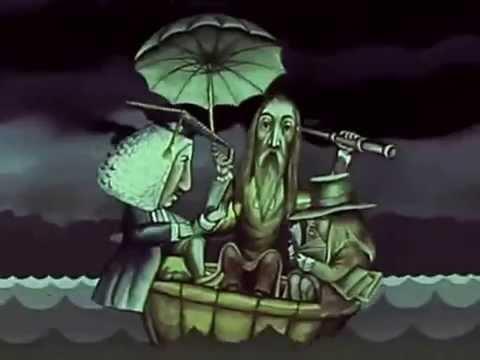 Три мудреца в одном тазу мультфильм