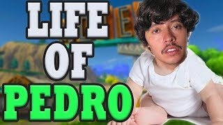 The Life of a Pedro HIS FIRST WIN EVER