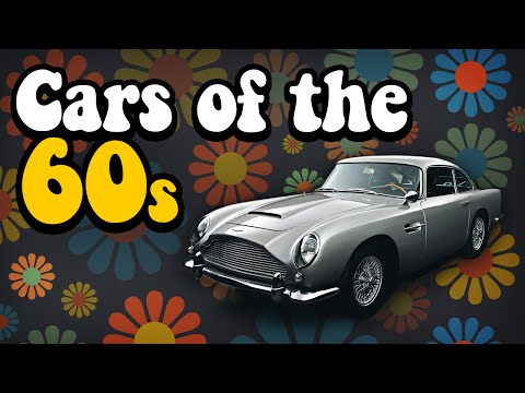 Coolest Cars Of The 60s