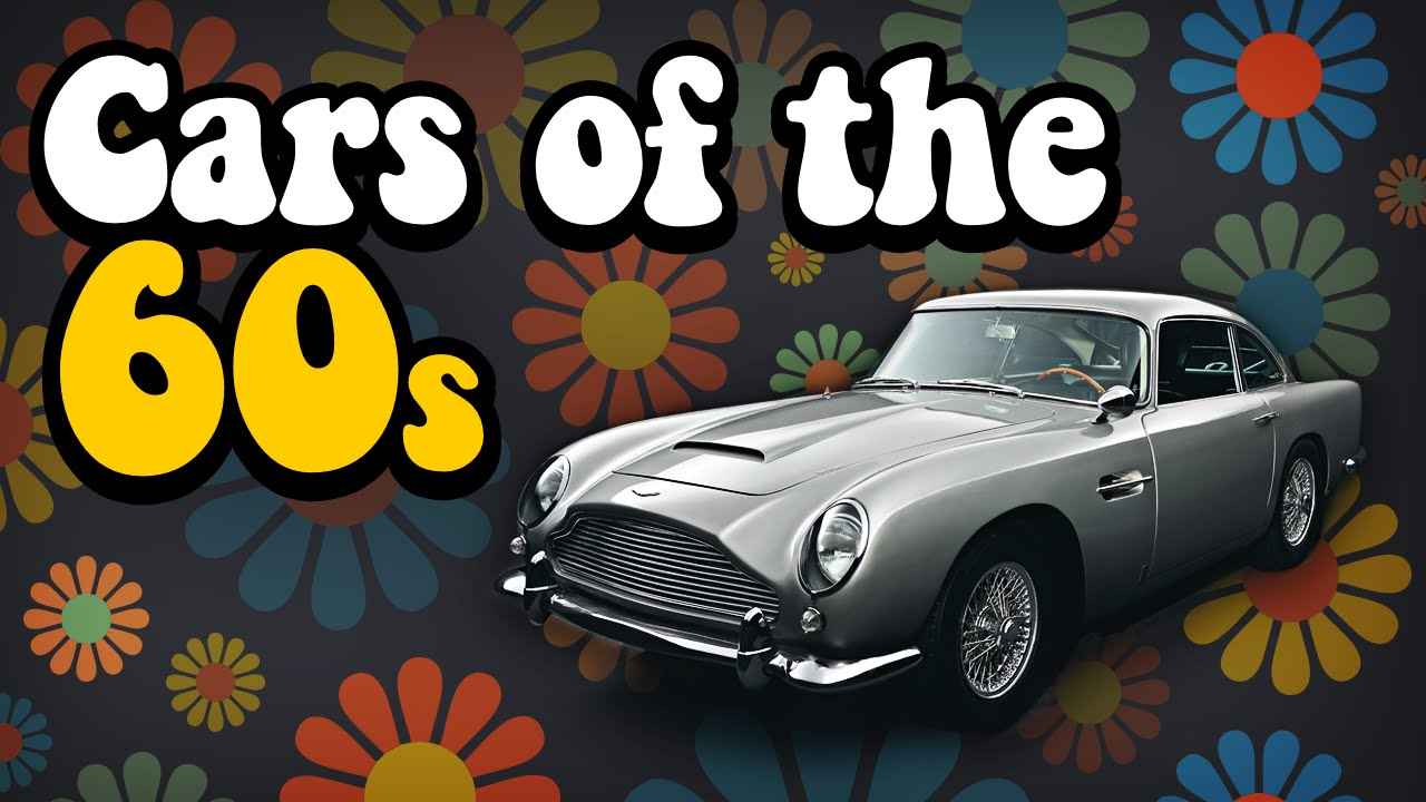 coolest cars of the 60s youtube