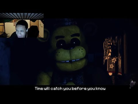 "[FNAF SFM] ""THE GHOST"" NIVIRO COLLAB /W TFCRAFT REACTION 