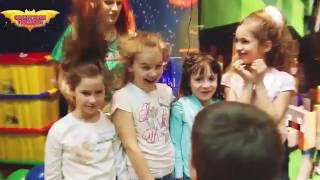 видео детский праздник