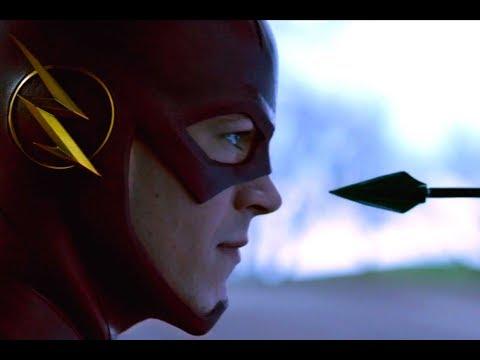 The Flash⚡️Arrow 🏹 Superhero