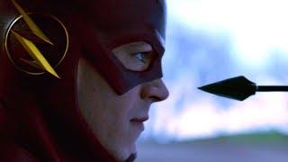 The Flash⚡️Arrow 🏹 Superhero thumbnail