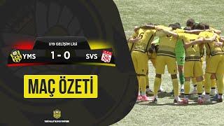 Yeni Malatyaspor U19 1 - 0 Sivasspor U19   Yeni Malatyaspor