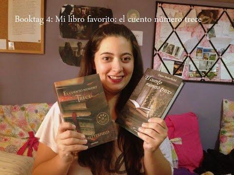 Booktag 4 mi libro favorito el cuento n mero trece youtube for El cuento numero trece