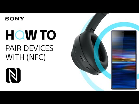 HOW TO (Bluetooth Series): Pair Devices With NFC